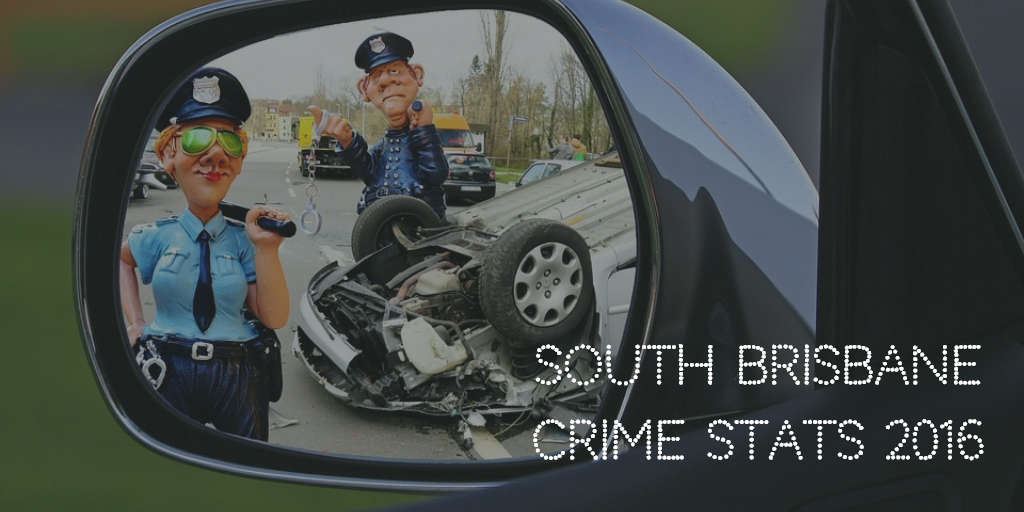 South Brisbane Crime Stats 2016